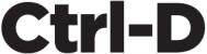 Ctrl-D ITCamp Media Partner